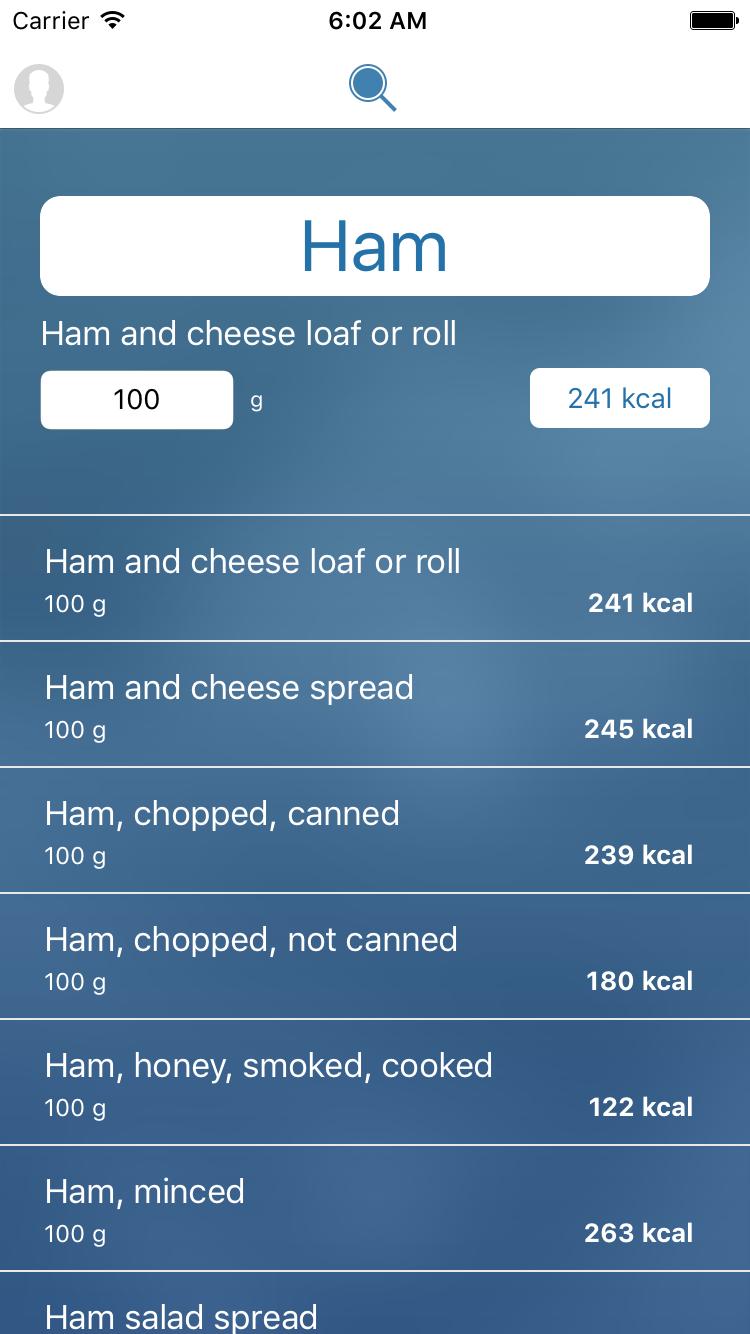 Pocket Calories 2016