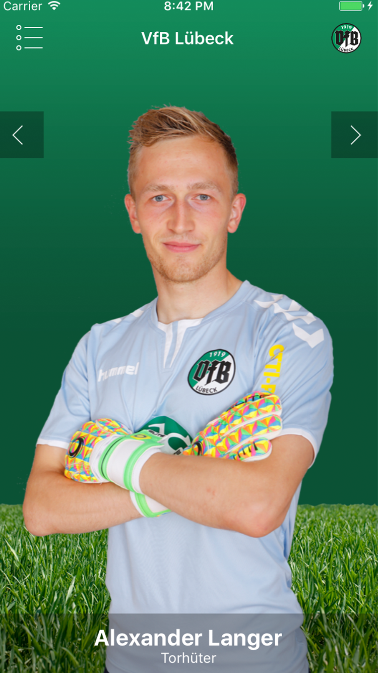 VfB Lübeck - Official app